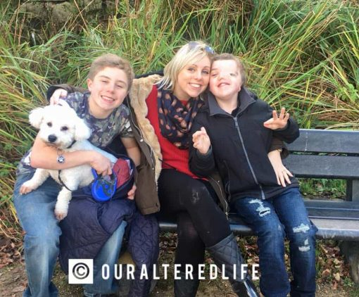 Parenting advice for new SEN parents Me and my boys