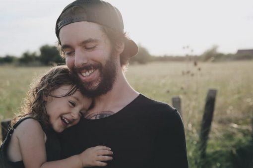 parenting advice lots of hugs