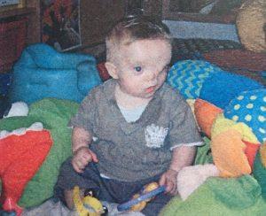 Harry at nursery