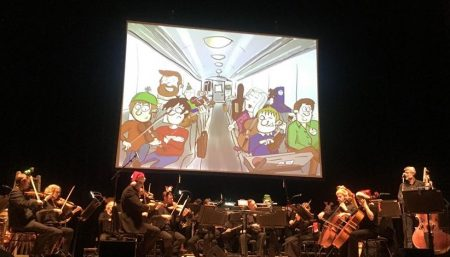 The Snowman review - an introduction to an orchestra