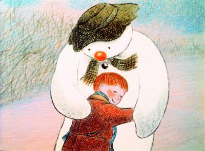the-snowman-and-boy