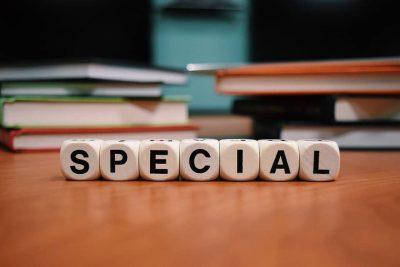 considering special schools